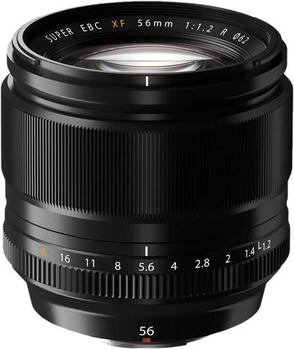 Fujifilm XF 56mm f/1.2 Main Image