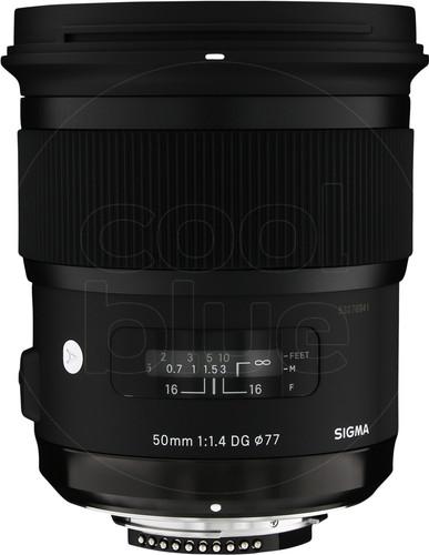 Sigma 50mm F 1 4 Dg Hsm Art Nikon Coolblue Before 23 59 Delivered Tomorrow
