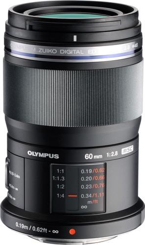 Olympus M.Zuiko Digital ED 60mm f/2.8 Macro Main Image