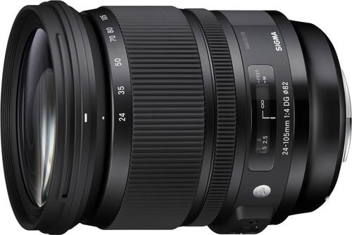 Sigma 24-105mm f/4 Art DG HSM Sony Main Image