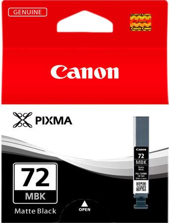 Canon PGI-72MBK Cartridge Matt Black (6402B001) Main Image