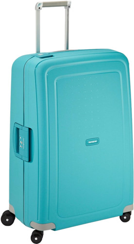 Samsonite S'Cure Spinner 75cm Aqua Blue Main Image