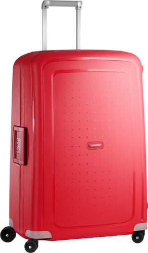 Samsonite S'Cure Spinner 75cm Crimson Red Main Image