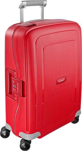 Samsonite S'Cure Spinner 55cm Crimson Red Main Image