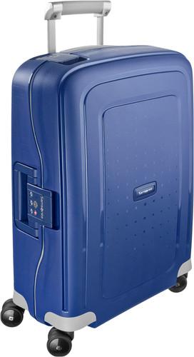 Samsonite S'Cure Spinner 55cm Dark Blue Main Image