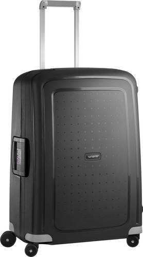 Samsonite S'Cure Spinner 69cm Black Main Image