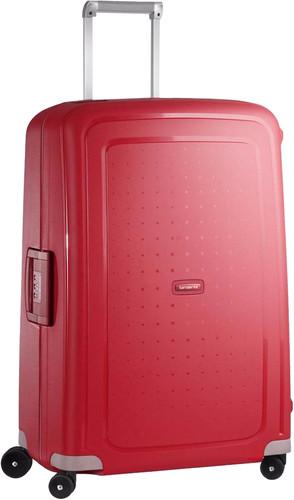 Samsonite S'Cure Spinner 69cm Crimson Red Main Image