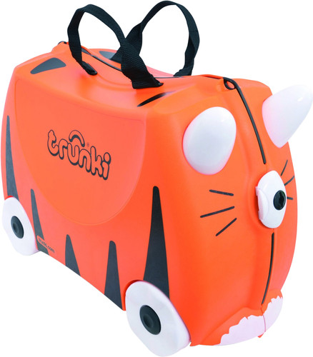 Trunki Ride-On Tiger Tipu Main Image