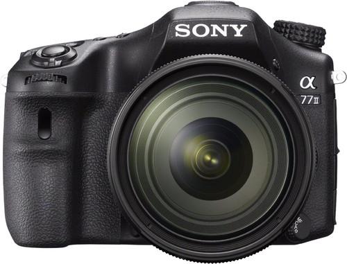 Sony Alpha SLT-A77II + 18-135mm Main Image