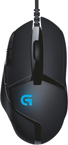 Logitech G402 Hyperion Fury Gaming Muis Main Image