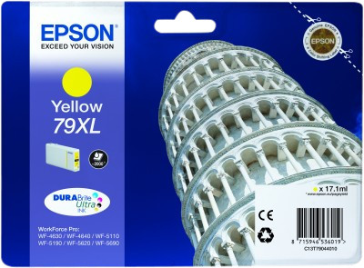 Epson 79XL Cartridge Yellow Main Image