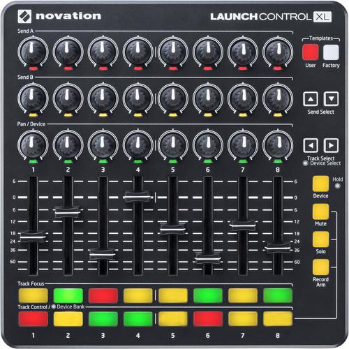 Novation Launch Control XL Main Image
