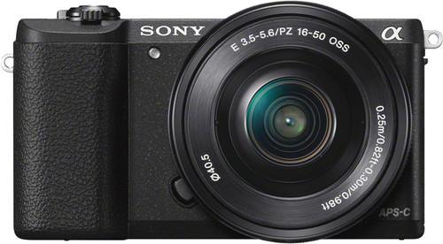 Sony Alpha A5100 Zwart + 16-50mm f/3.5-5.6 OSS Main Image