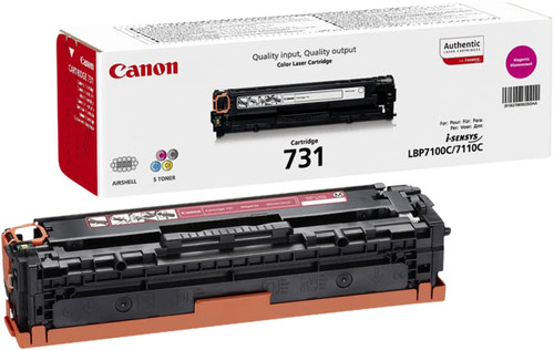 Canon 731 Toner Magenta Main Image