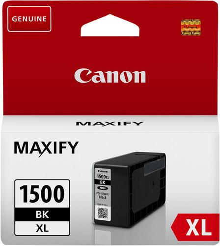 Canon PGI-1500XL Cartridge Black Main Image