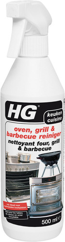 HG Oven, grill & barbecue reiniger Main Image