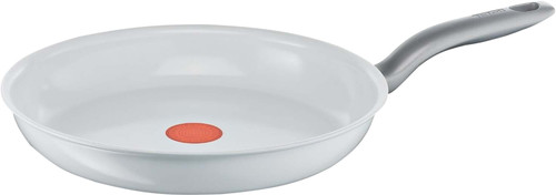 Tefal Ceramic Control White Induction Frying Pan 28cm Main Image