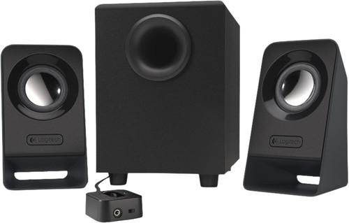 Logitech Z213 2.1 Speakersysteem Main Image