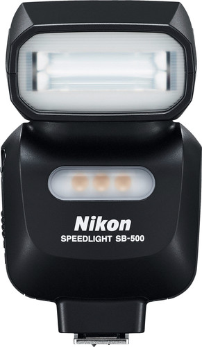 Nikon SB500 Speedlight flash Main Image