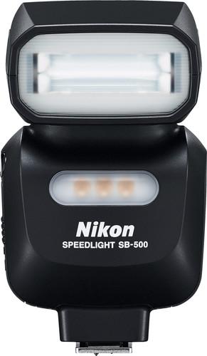 Nikon SB500 Speedlight flitser Main Image