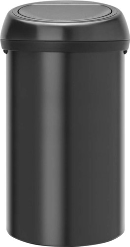Brabantia Touch Bin 60 Liter Black Main Image