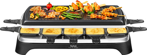 Tefal Gourmet 10 Inox & Design  RE4588 Main Image