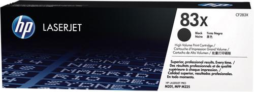 HP 83X Toner Zwart XL (CF283X) Main Image