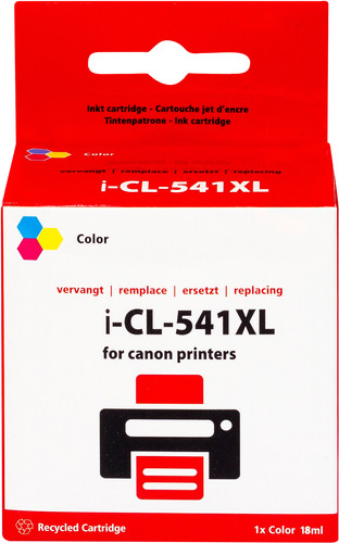 Pixeljet CL-541XL Cartridge Kleur Main Image