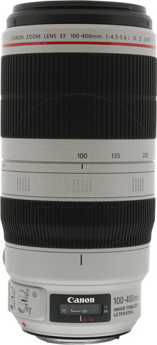 Canon EF 100-400mm f/4.5-5.6L IS II USM Main Image