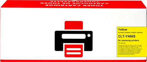 Pixeljet CLT-Y406S Toner Geel voor Samsung printers Main Image