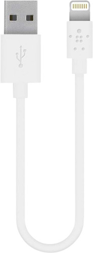 Belkin Lightning Usb Kabel Wit 15cm Main Image