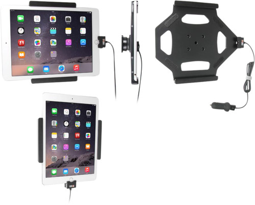 Brodit Houder Apple iPad Air 2/Pro 9.7 met Oplader Main Image