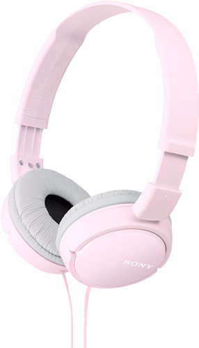 Sony MDR-ZX110AP Pink Main Image