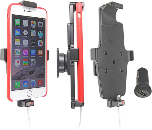Brodit Houder Apple iPhone 6 Plus/6s Plus/7 Plus/8 Plus met Oplader Main Image