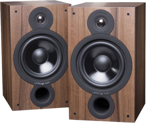 Cambridge Audio SX-60 Walnut (per pair) Main Image