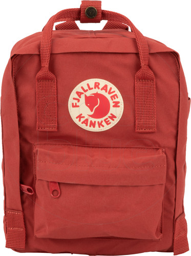 Fjällräven Kånken Mini Deep Red 7L - Children's Backpack Main Image