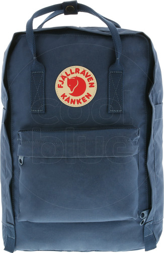 "Fjällräven Kånken Laptop 15"" Royal Blue 18L Main Image"