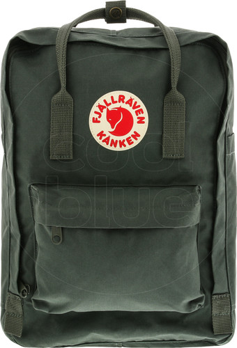 Fjällräven Kånken Laptop 15 '' Forest Green 18L Main Image