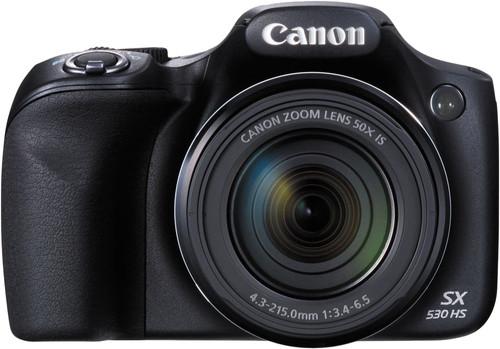 Canon Powershot SX530 HS Main Image
