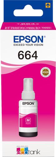 Epson 664 Ink Bottle Magenta Main Image