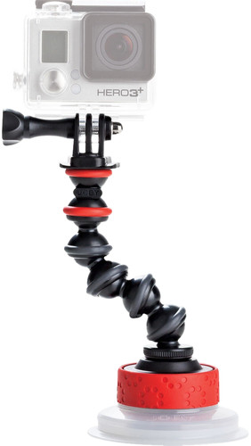 Joby Suction Cup & GorillaPod Arm Main Image
