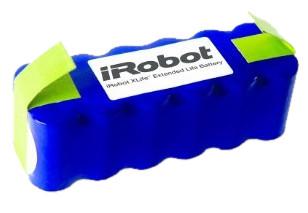 iRobot XLife Extended Life NiMH batterij Main Image