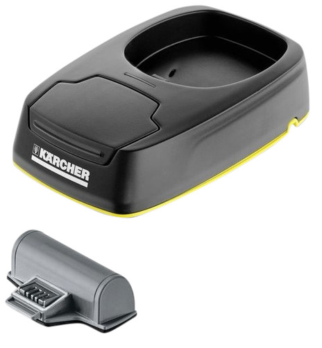 Karcher Set WV 5 Batterij + Laadstation Main Image