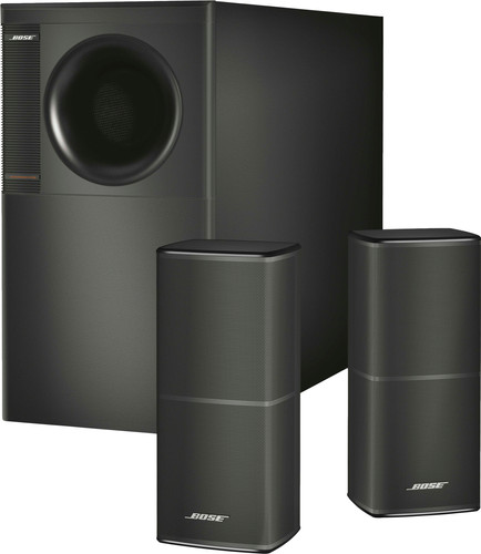 Bose Acoustimass 5 series V Black Main Image