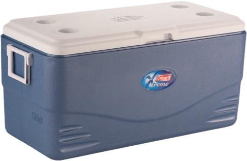 Coleman 100 Qt Xtreme Cooler Blue - Passief Main Image