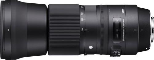 Sigma 150-600mm f/5-6.3 DG OS HSM C Nikon Main Image