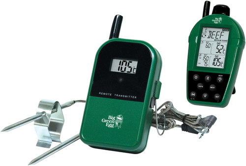Big Green Egg Wireless Mobile Temperature Gauge Main Image