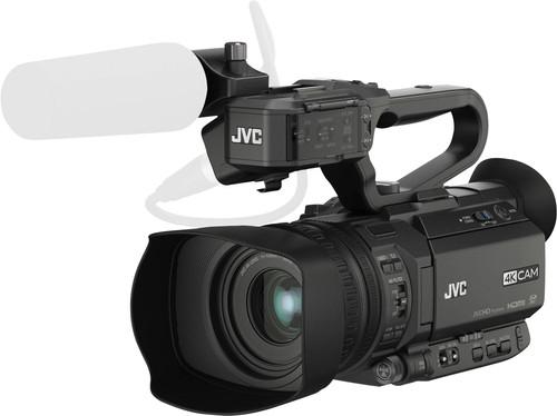 JVC GY-HM170E + handel Main Image