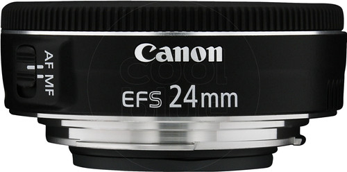 Canon EF-S 24mm f/2.8 STM Main Image