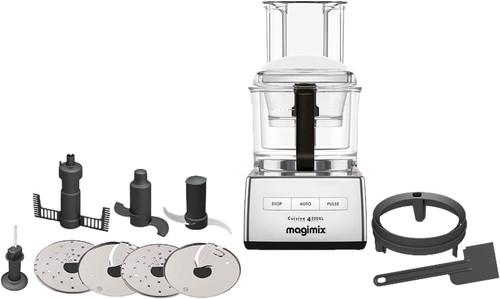 Magimix Cuisine Systeme 4200 XL Mat Chroom Main Image